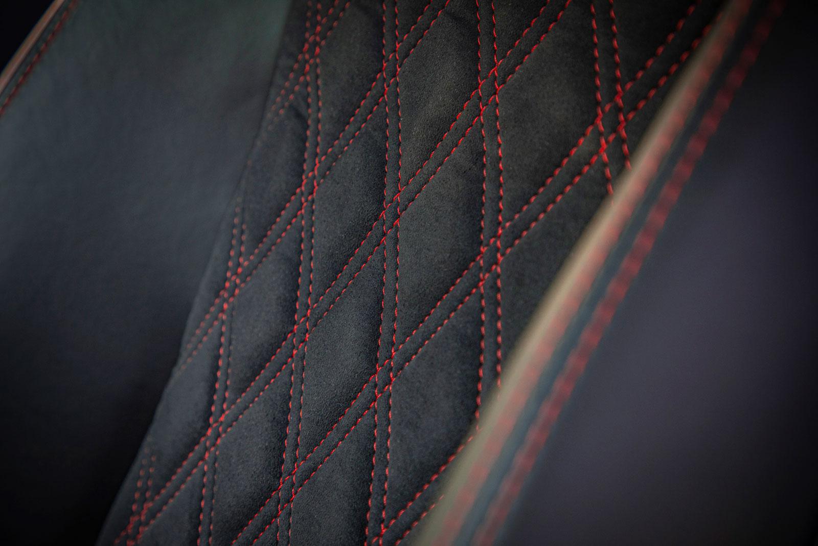 Sattlerei K.M. Lederdesign, Polsterer, Interieur Sattlerei Autositze beziehen Lamborghini Gallardo, Lederinterieur für Autos